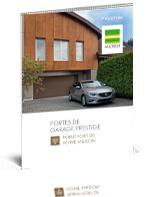 Brochure porte Prestige