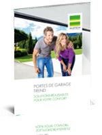 Brochure porte Trend
