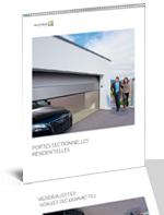 Brochure portes sectionnelles résidentielles